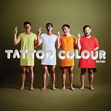 TATTOO COLOUR / SudJing